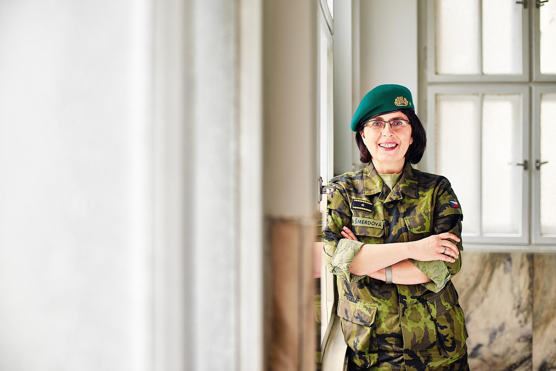 Lenka Smerdova